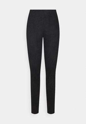 ONLFLORENCE - Trousers - black