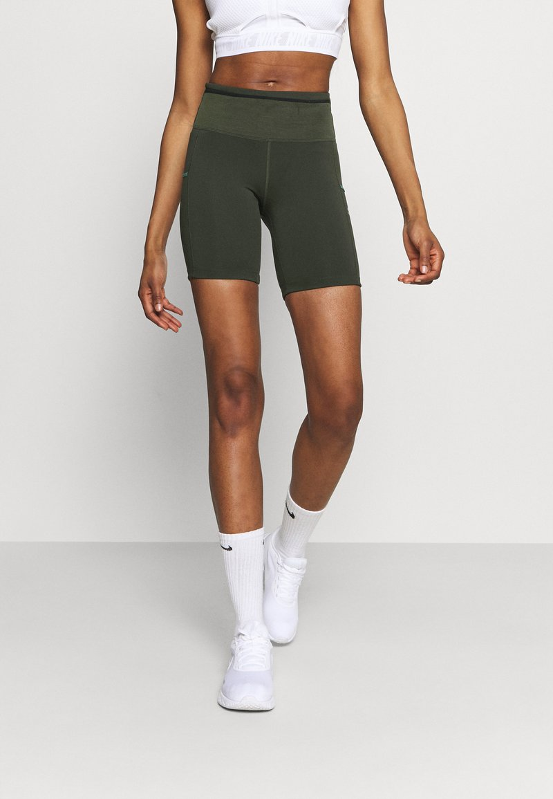 Nike Performance - EPIC LUXE  - Tights - olive