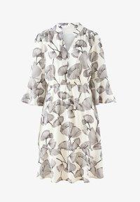 Alba Moda - Day dress - weiß/schwarz - 1