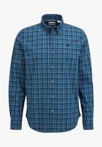 Timberland - POPLIN SF - Shirt - lyons blue yd - 0
