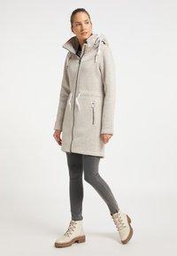 ICEBOUND - Krátký kabát - elfenbein melange - 1