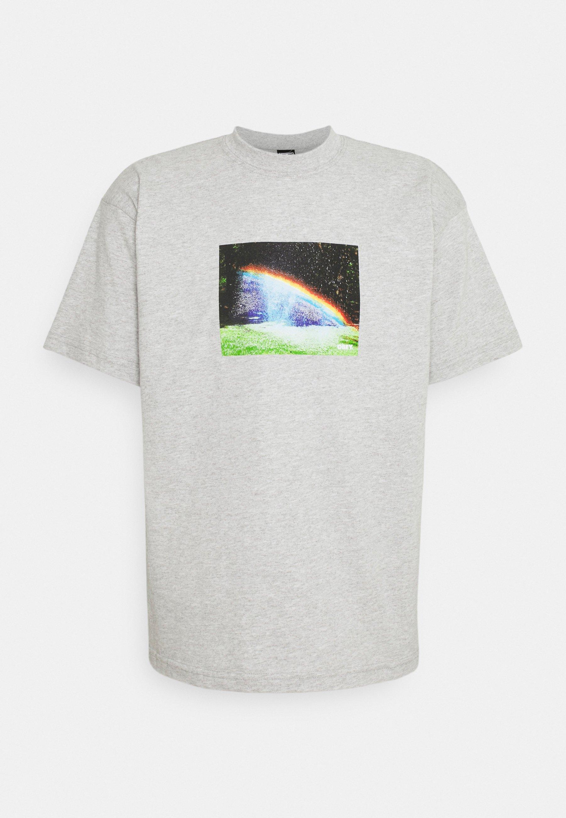 Men RAINBOW - Print T-shirt