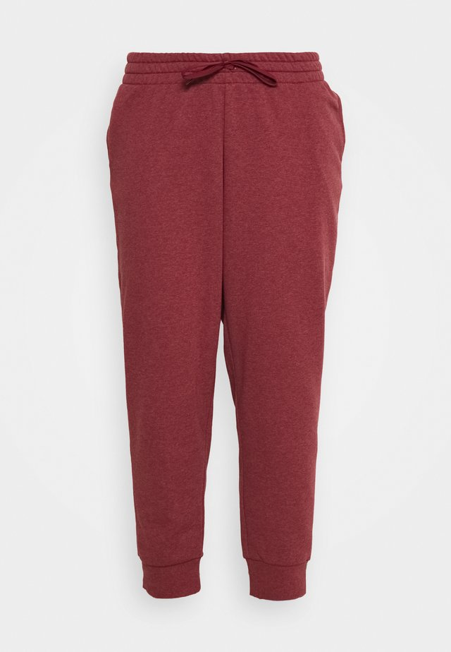 PANT - Pantaloni sportivi - legend red/white