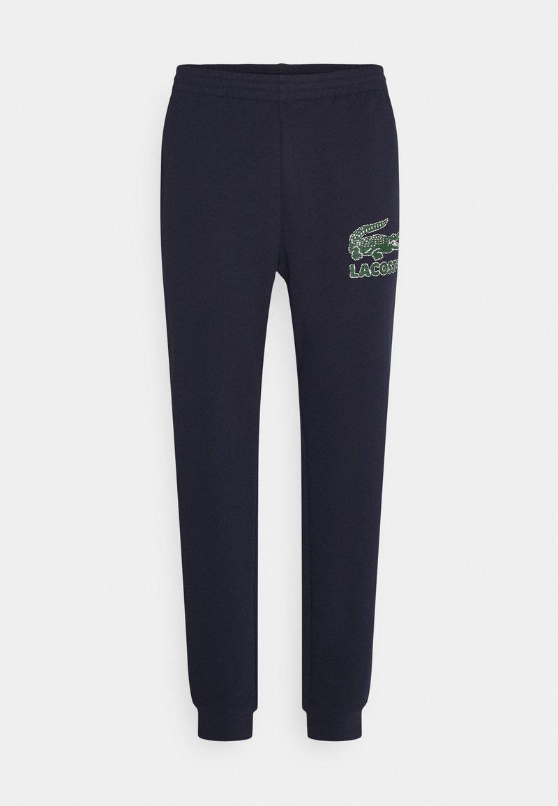 Lacoste - Spodnie treningowe - navy blue