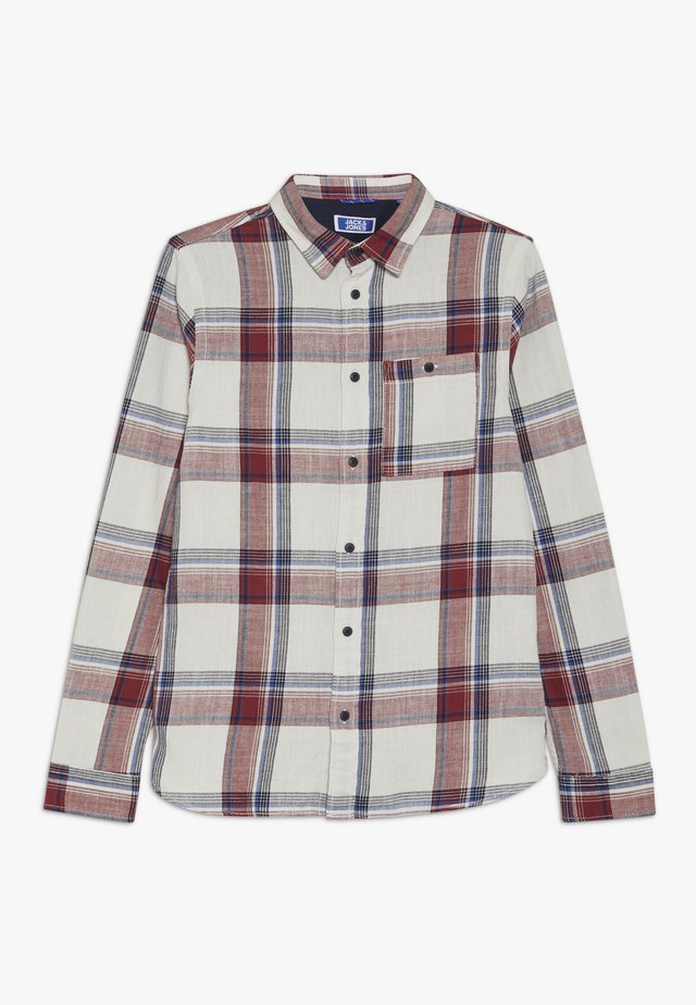 JORHENRI JUNIOR - Shirt - brick red