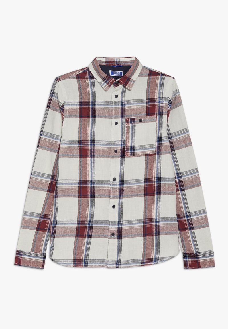 Jack & Jones Junior - JORHENRI JUNIOR - Shirt - brick red