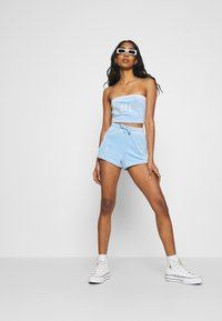 Juicy Couture - TAMIA TRACK - Shorts - powder blue - 1