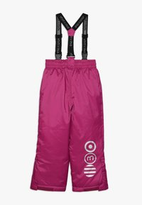 Minymo - SNOW PANT OXFORD SOLID - Skibroek - rose violet - 1
