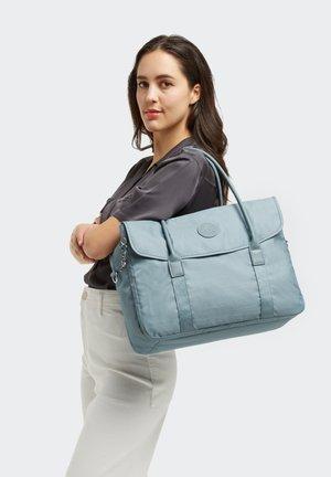 SUPERWORKER - Handbag - sea gloss