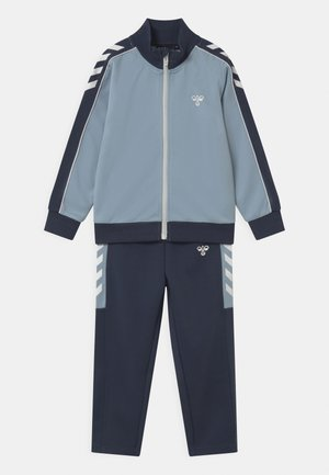 NAT SET UNISEX  - Tuta - blue fog