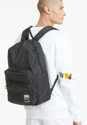 ORIGINALS FUTRO  - Rucksack - puma black