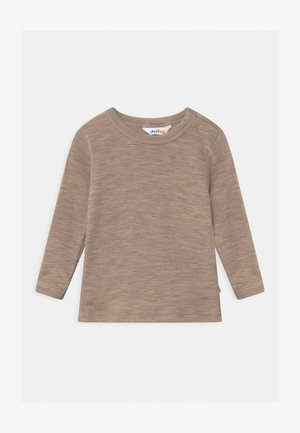 LONG SLEEVES UNISEX - Long sleeved top - beige
