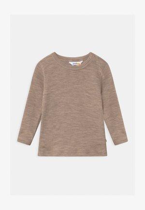 LONG SLEEVES UNISEX - Långärmad tröja - beige