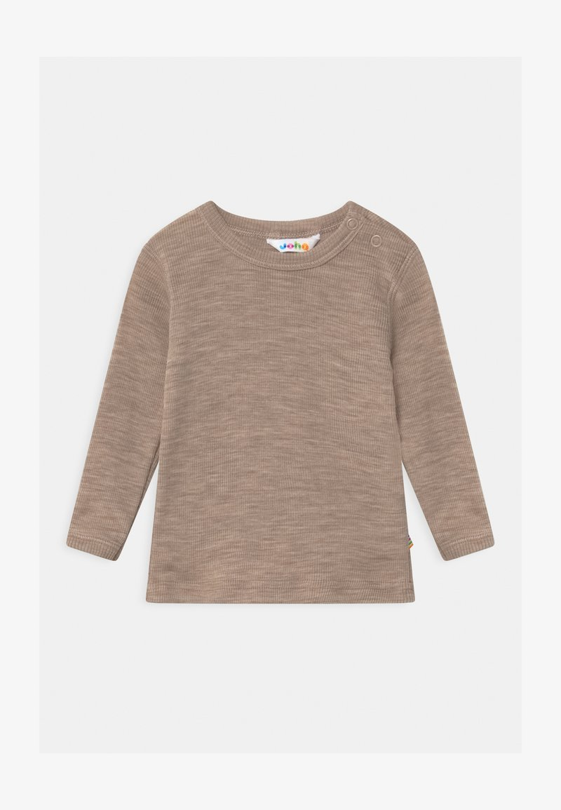 Joha - LONG SLEEVES UNISEX - Camiseta de manga larga - beige
