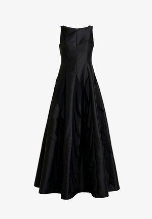 MIKADO GOWN - Robe de cocktail - black