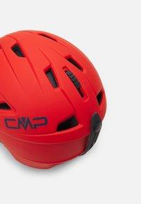 CMP - KIDS SKI HELMET - Helmet - orange - 4