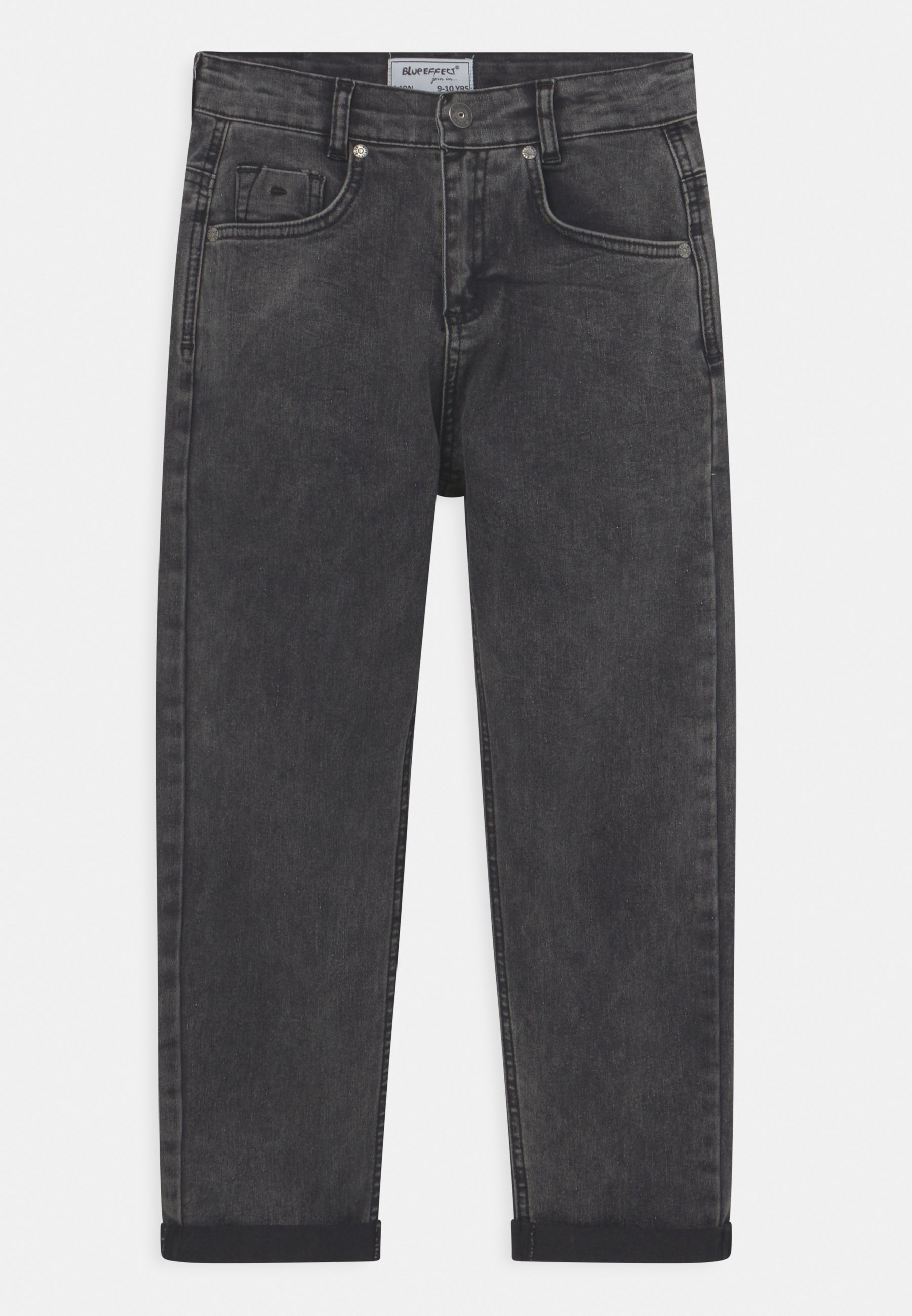 Kids GIRLS CROPPED BALLOON FIT  - Relaxed fit jeans