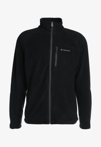 Columbia - FAST TREK™ II FULL ZIP - Fleecová bunda - black - 4