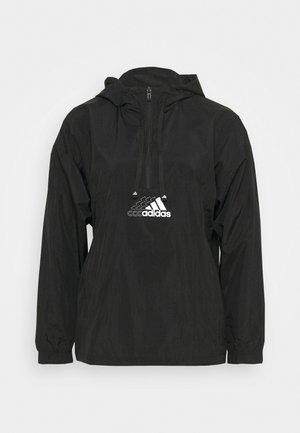 Trainingsvest - black/white