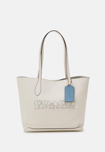 PENN TOTE - Handbag - chalk