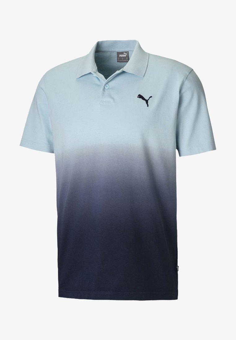 Puma - Poloshirt - aquamarine-peacoat