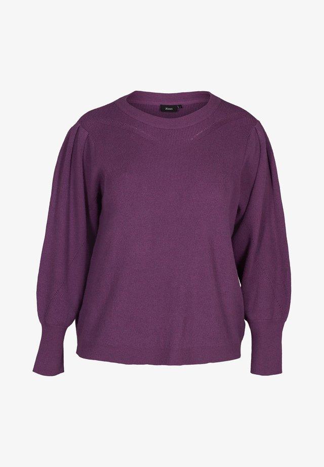 Trui - purple