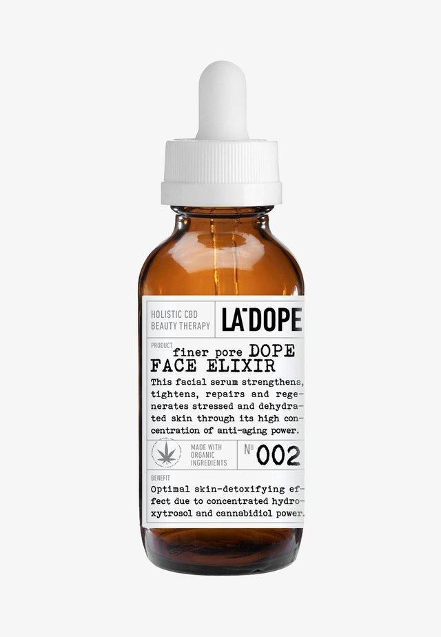 CBD FACE ELIXIER 002 - Serum - -