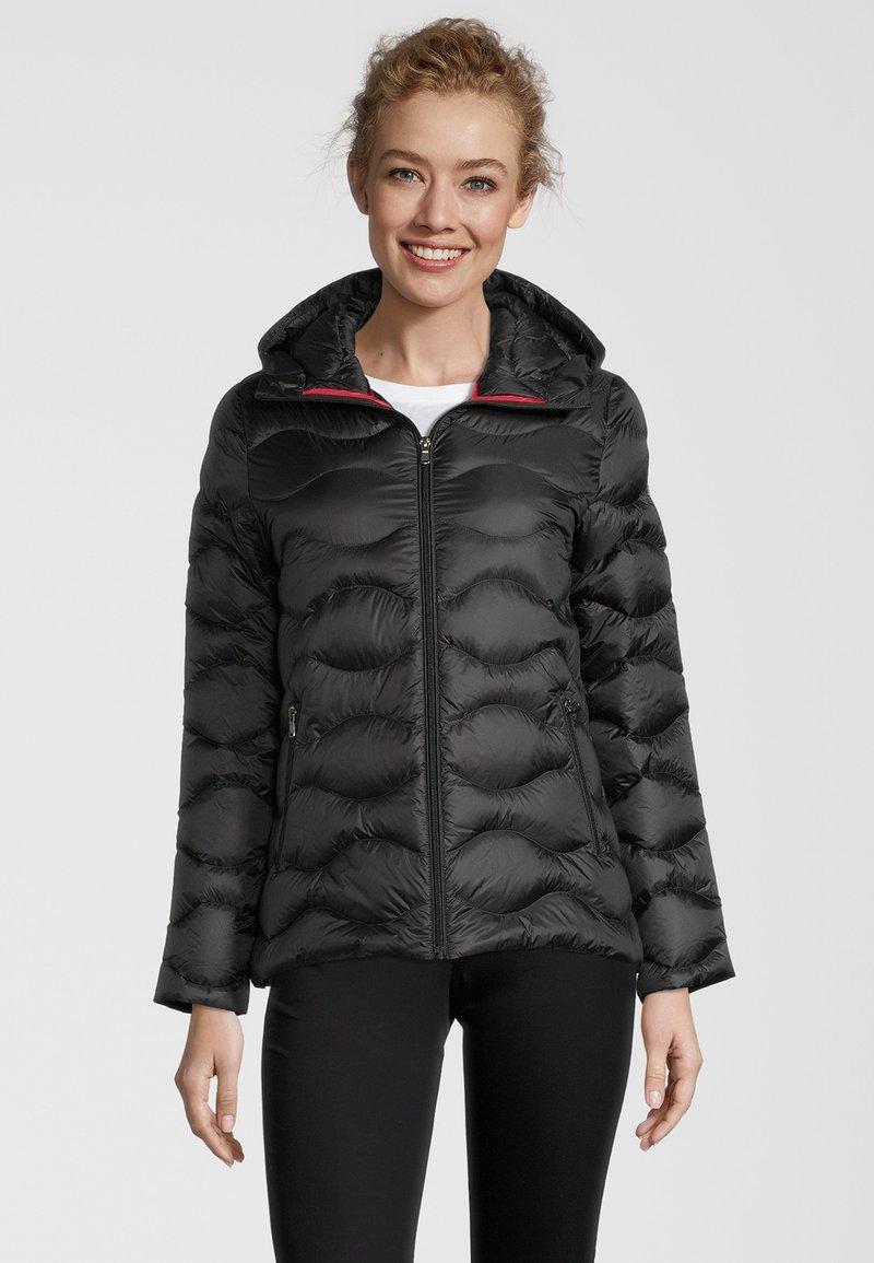 JOTT - CORY - Gewatteerde jas - black