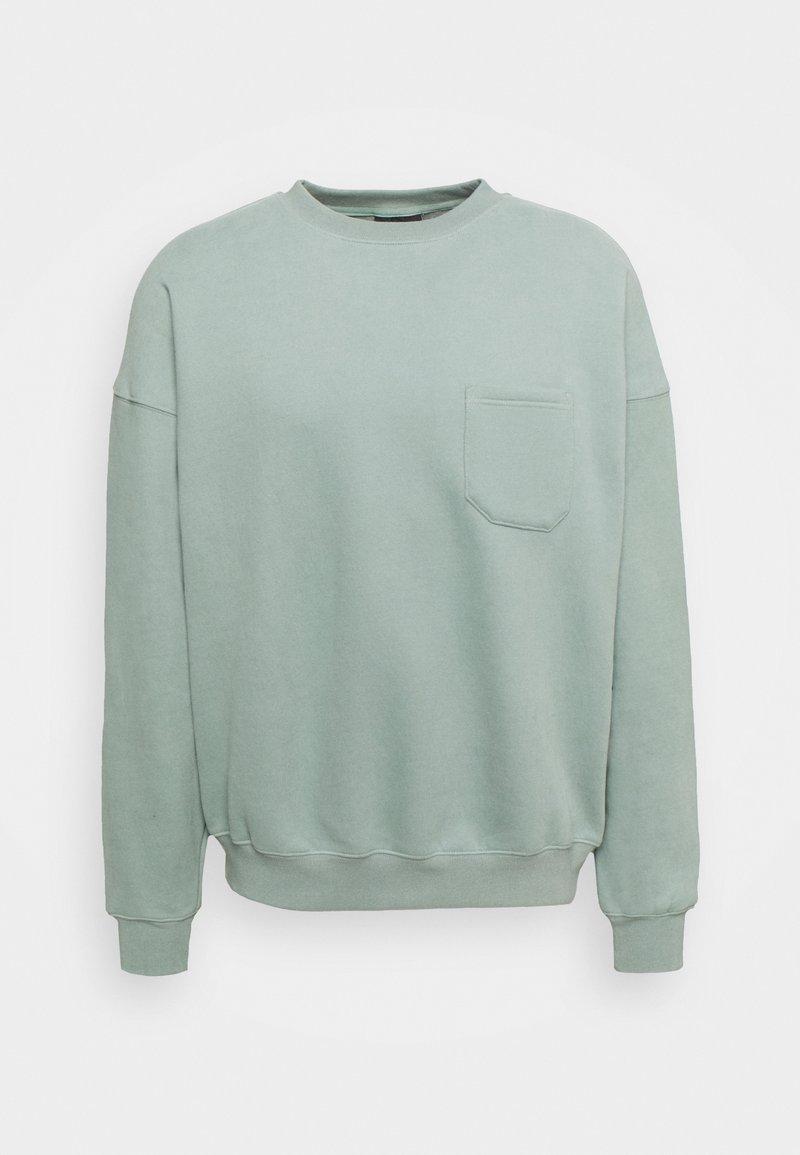 WRSTBHVR - COLIS SWEATER UNISEX - Sweatshirt - green