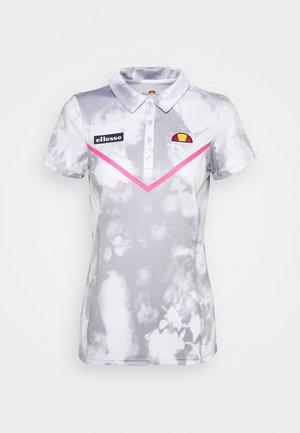 RALLES - Polo shirt - white