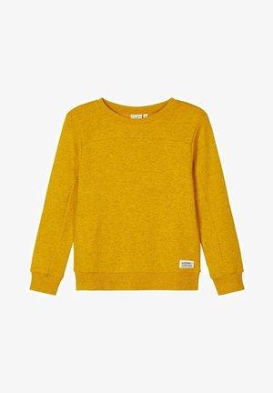 Sweatshirt - golden rod