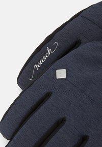 Reusch - SELINA GTX® - Rękawiczki pięciopalcowe - dress blue melange - 3