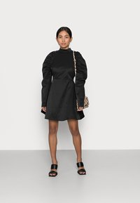 Glamorous Petite - LADIES DRESS - Day dress - black - 1