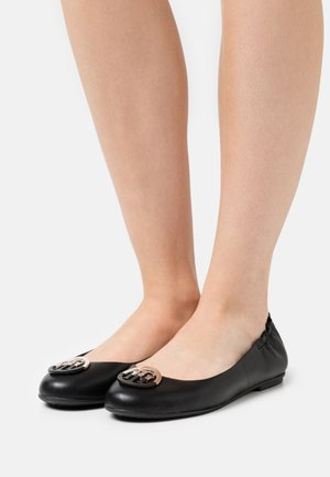 BASIC  - Ballet pumps - black