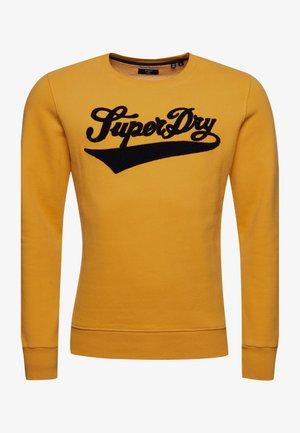 CHENILLE - Felpa - golden yellow