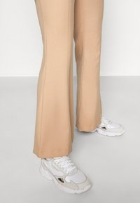 Monki - FIONA  - Trousers - beige - 3