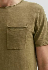 Selected Homme - Basic T-shirt - aloe - 3