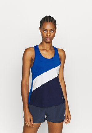 RACE DAY TANK - Top - electric blue