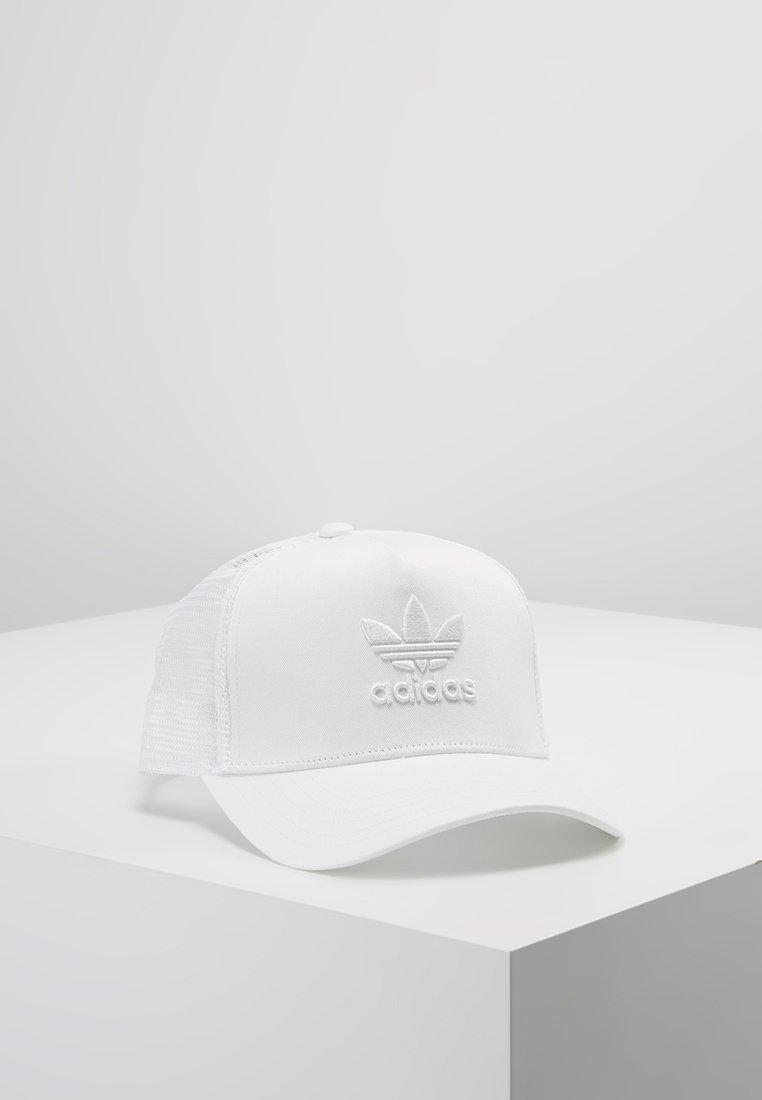 adidas Originals - TRUCKER - Caps - white