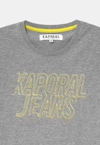 Kaporal - MAIL LOGO  - T-shirt con stampa - grey - 2