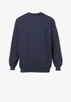 Sweatshirt - marineblau
