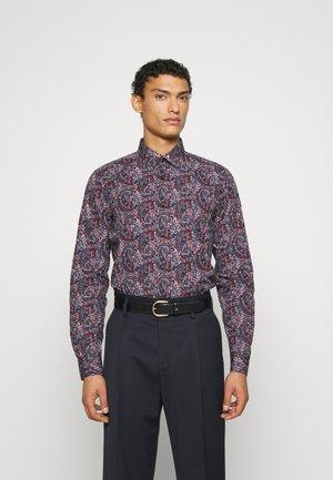 PERROS - Camicia - dark purple