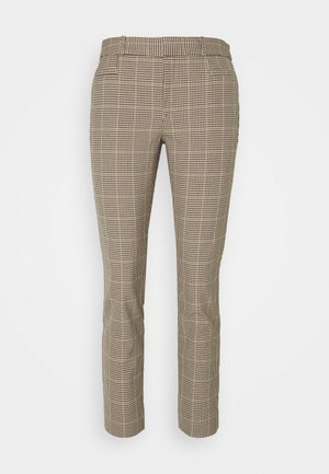 MODERN SLOAN TATTERSOL - Trousers - brown