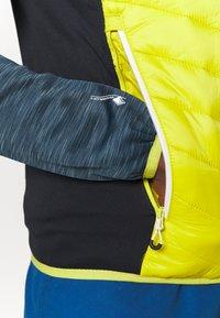 Regatta - ANDRESON VI HYBRID - Outdoorová bunda - blue/yellow - 5