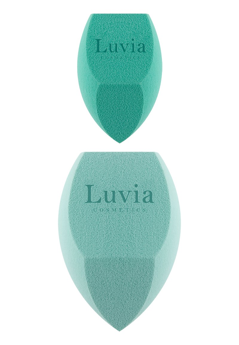 Luvia Cosmetics - PRIME VEGAN - BODY SPONGE SET - Makeup set - mint