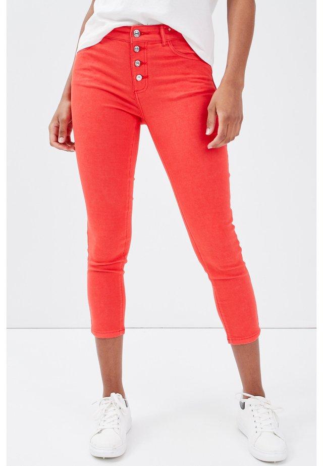 Pantaloni - rouge