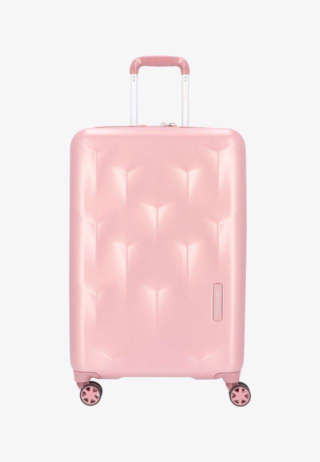 EDGE CARVE  - Trolley - blush