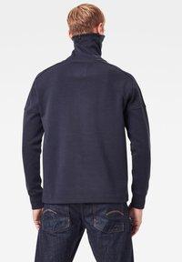 G-Star - COVER - Sweatshirt - mazarine blue - 1