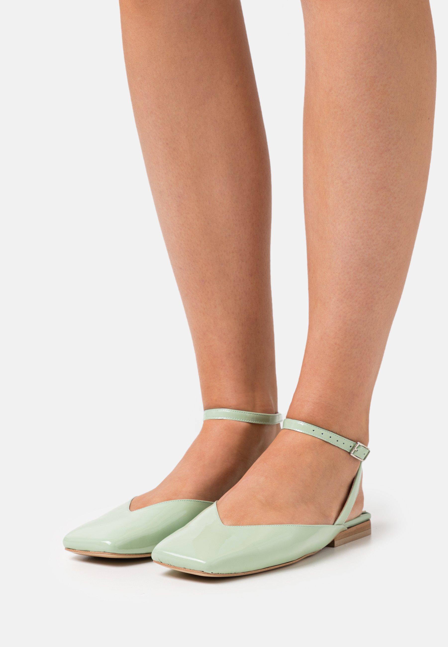 Women CALAS - Ankle strap ballet pumps