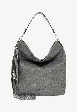 DEBBY - Handbag - darksilver
